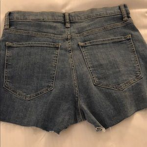 Banana Republic Shorts - Banana republic high rise short NWT